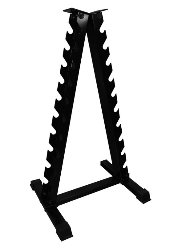 Hantelställ pyramidmodell