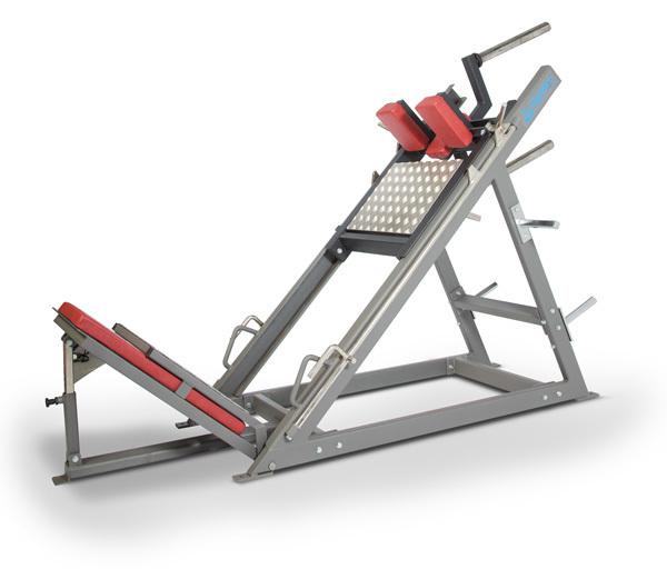 Benpress 45°/Hacklift kombi