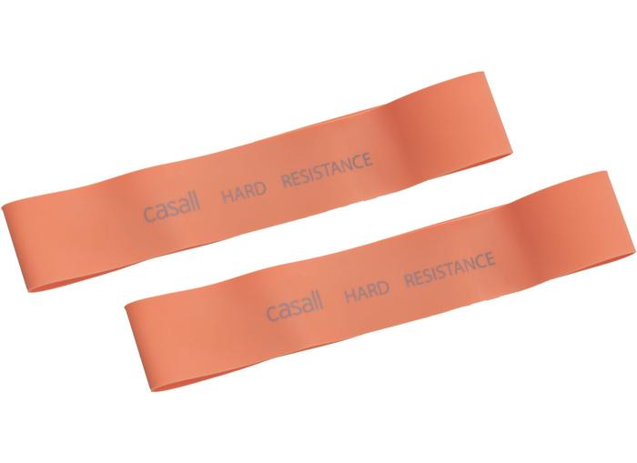 Casall Rubberband hard 2pcs - Orange