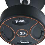 Polyuretan Hantlar 2,5-60 kg, Thor