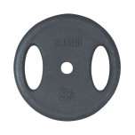 Viktskivor gjutjärn (25 mm Ø), Casall