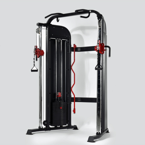Functional trainer X20, 2x120 kg