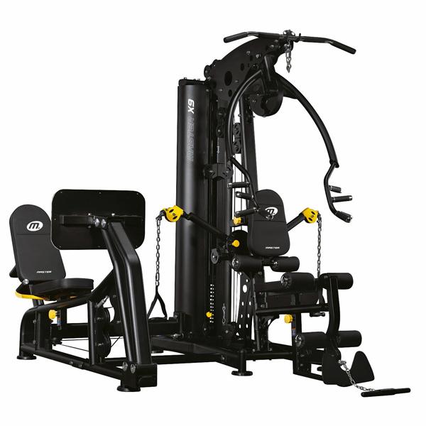 Master X9 Multigym, 90 kg