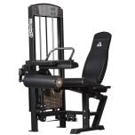Leg extension/Leg curl kombi, 100 kg