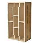 Wooden Jerk Block, 2st