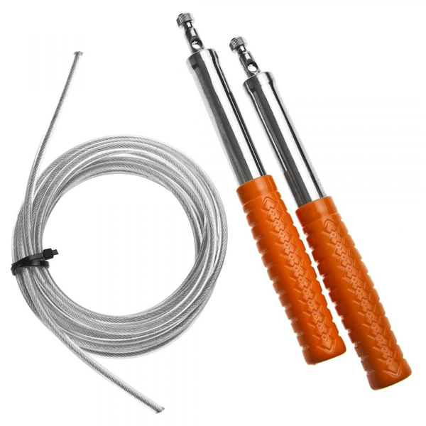 Speed Rope Rostfritt