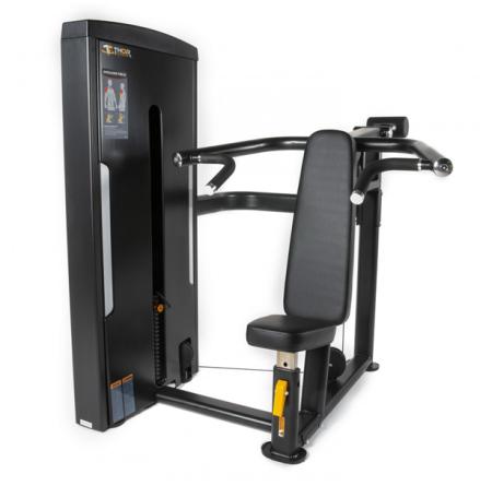 Shoulder Press 100 kg, TF Standard