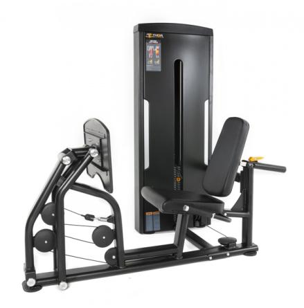 Seated Leg Press 125 kg, TF Standard