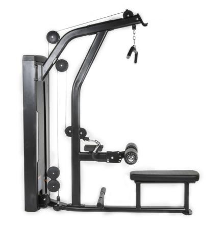 Pulldown/Mid Row 100 kg, TF Standard