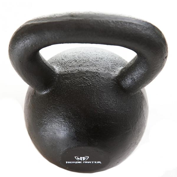 Kettlebell gjutjärn 4-32 kg