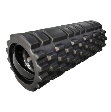 Titan Life Vibration Foam Roller Black